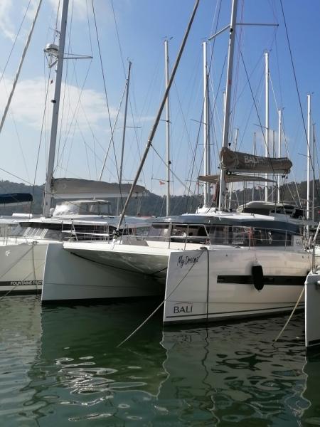 Catamaran My Dreams